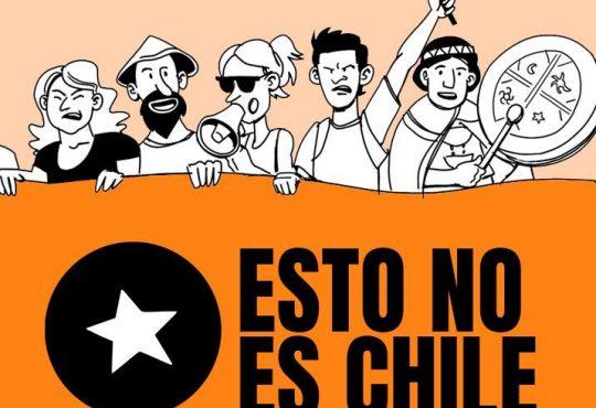 Esto no es Chile: Una plataforma web para entender la constitución