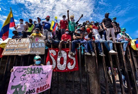 Colombia: el Paro Nacional pone en jaque al gobierno de Duque