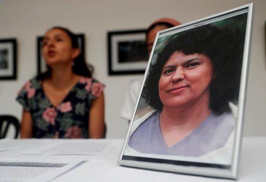 """Bertha Zúñiga Cáceres: """"Cuando me despedí de mi madre, ella nos dijo que no tuviéramos miedo"""""""