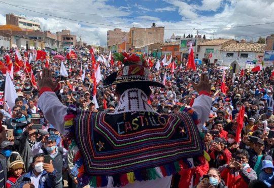 Perú Libre: Pedro Castillo regenera el mapa político