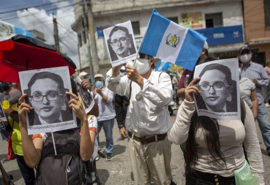 Paro Plurinacional en Guatemala: una lucha contra el pacto de corruptos