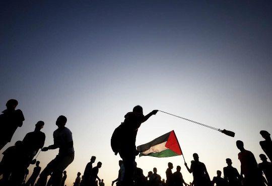 """George Simán: """"La ONU legalizó el despojo de Palestina"""""""