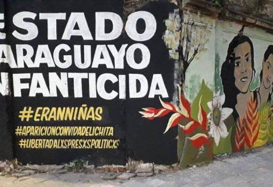 Infanticidio de Estado en Paraguay: un año de impunidad y silencio