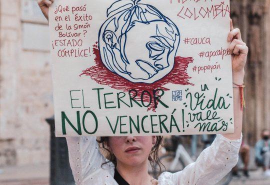 Colombia: El retorno del terror paramilitar